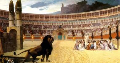 Pronásledování křesťanů