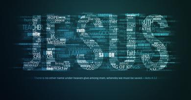 Co znamená jméno Ježíš?